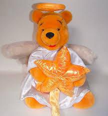 disney store winnie the pooh tree topper 12