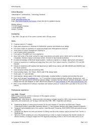word format resume sample free programmer cv template download 35