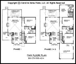 3 bedroom 2 story house plans small build in stages house plan bs 1275 1595 ad sq ft small