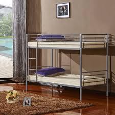 Steel Frame Bunk Beds by Bedroom Furniture Kids Metal Pipe Double Deck Beds Cheap Steel