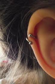 best earrings for cartilage 30 best piercings 3 images on anchor earrings
