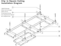 Ceiling Tile Installation Aluminium Powder Coated Perforated Metal Ceiling Panel 600 X 600 X