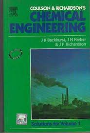 Coulson And Richardson Volume 1 Pdf Coulson And Richardson S Chemical Engineering Volume 4 Solutions