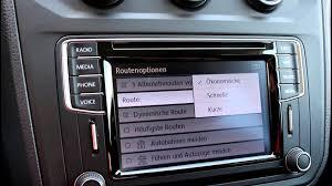 si e confort pour caddie 04 vw the caddy infotainmentsystem navigation