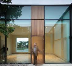 Glass Box House Gallery Of Ballyroan Parish Centre Box Architecture 4