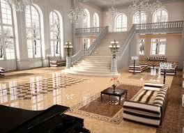 indoor tile floor porcelain stoneware pattern
