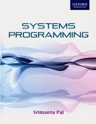 systems programming buy systems programming by pal srimanta