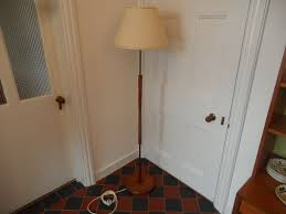 danish modern teak floor l modern brass floor l pixball com