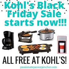 kohl s ps4 black friday the ultimate black friday cheat sheet 2015 passionate penny pincher