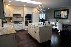White Kitchen Cabinets With Dark Floors 27 Beautiful Cream Kitchen Cabinets Design Ideas Designing Idea