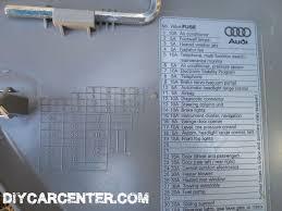2007 audi a3 8p fuse box audi wiring diagrams for diy car repairs