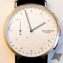 skagen connected signatur hybrid review limited smartwatch