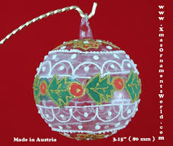 64 best made in austria glass christmas tree ornaments images on