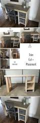 Diy Home Studio Desk by Best 25 Office Desk Furniture Ideas On Pinterest Office Works