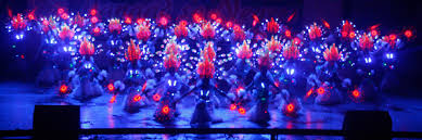 The Dancing Lights Of Christmas by Bailes De Luces The Dancing Lights Of Negros Occidental Choose