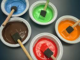 what is the best type of paint to use on slate paint