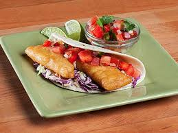 the neelys fish tacos with easy cabbage slaw recipe myrecipes