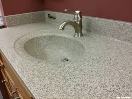 Kerrico Vanity Tops Charming Cultured Marble Bathroom And How To Clean Marble