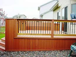 Deck Ideas For Backyard by Easy Backyard Deck Ideas For Small Backyard Three Dimensions Lab