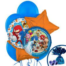 boom boom balloon sonic boom balloon bouquet birthdayexpress