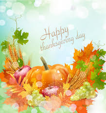 thanksgiving day harvest background vector 02 vector background
