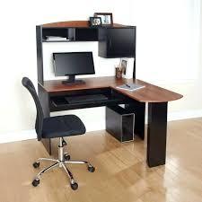 Bush Home Office Furniture Bush Furniture Computer Desk Bush Furniture Planked Maple Metallic