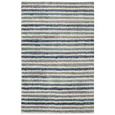 mohawk home laguna boardwalk stripe blue 8 u0027 x 10 u0027 free
