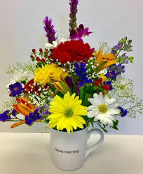 Flowers In Wilmington De - good morning mug get your java on flower products boyds flower