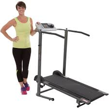 fitness reality tr1000 manual treadmill with 2 level incline and