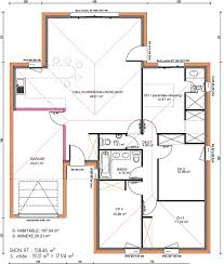 plan maison plain pied 4 chambres avec suite parentale plan maison gratuit 4 chambres recherche plan de maison en v env