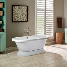freestanding bathtub oval acrylic double era eu95 ev00