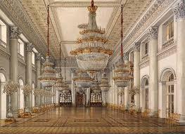 palace interiors interiors of the winter palace the nicholas hall konstantin