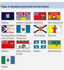 Us Canada Map Canadas Provinces And Territories Map Of Canada With Provincial