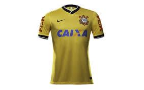 Conhecido Além da laranja: relembre outras camisas diferentes do Corinthians @WC85