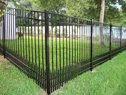 modern concept aluminum fence manufacturers with aluminum fence