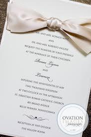 Catholic Wedding Invitation St Sebastian Roman Catholic Church Pittsburgh Wedding