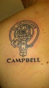clan cbell family crest tempted to get this motto