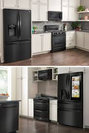 white kitchen cabinets with black slate appliances lifestyle style fashion health wellness