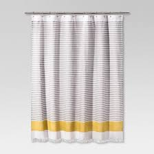 Target Striped Shower Curtain Print Shower Curtains U0026 Liners Target