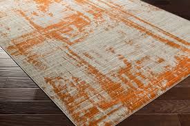 Orange And Blue Area Rug Awesome Blue And Orange Area Rugs Found It At Wayfair Barcelona
