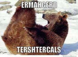 Ermahgerd Animal Memes - steven tyler announces his american idol departure with epic press