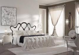 chambre baroque fille et decoration chambre baroque chic coucher moderne blanc deco gris