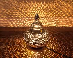 get moroccan lamps to bring the oriental magic to your room