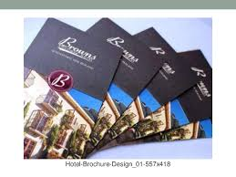 contoh desain brosur hotel 13 contoh ide dan desain brosur hotel images from slideshare net