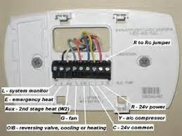 digital house thermostat wiring diagrams wiring diagram simonand