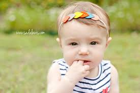 baby headband diy 30 adorable diy hair accessories for tipsaholic