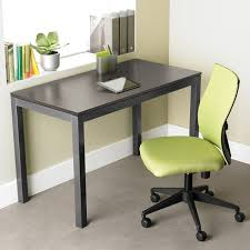 Container Store Leaning Desk Driftwood Parsons Desks The Container Store