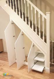 Small Space Stairs - the 25 best stair storage ideas on pinterest staircase storage