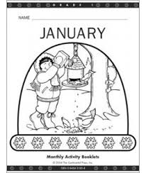 monthly activity booklets cross curricular grades k 2 continental
