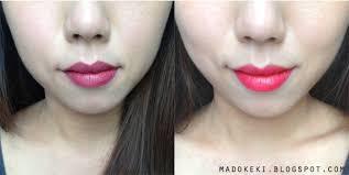 tutorial lipstik revlon revlon colorburst matte balm 225 sultry 210 unapologetic swatches
